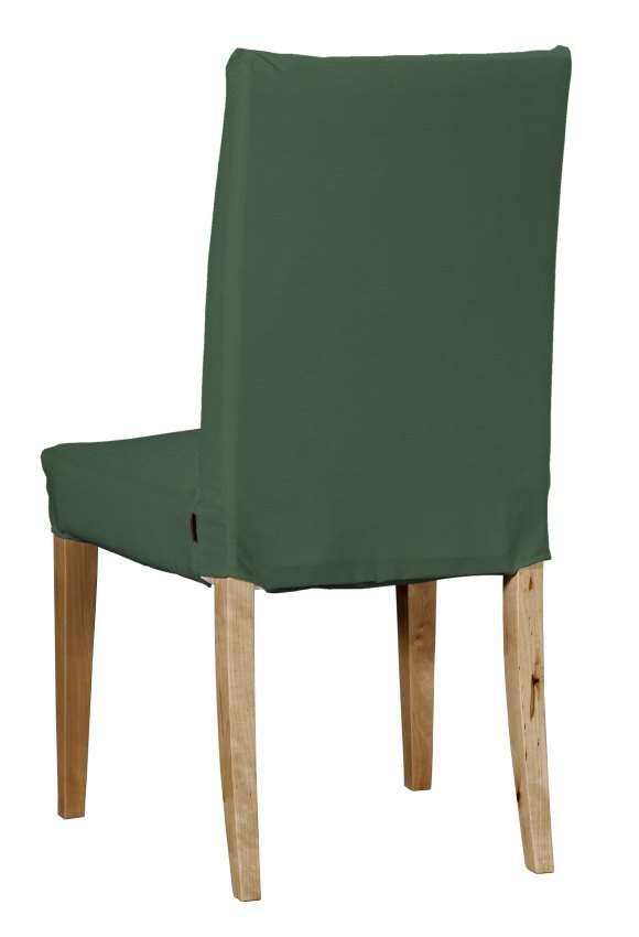 Henriksdal kėdės užvalkalas - trumpas Henriksdal kėdė kolekcijoje Cotton Panama, audinys: 702-06