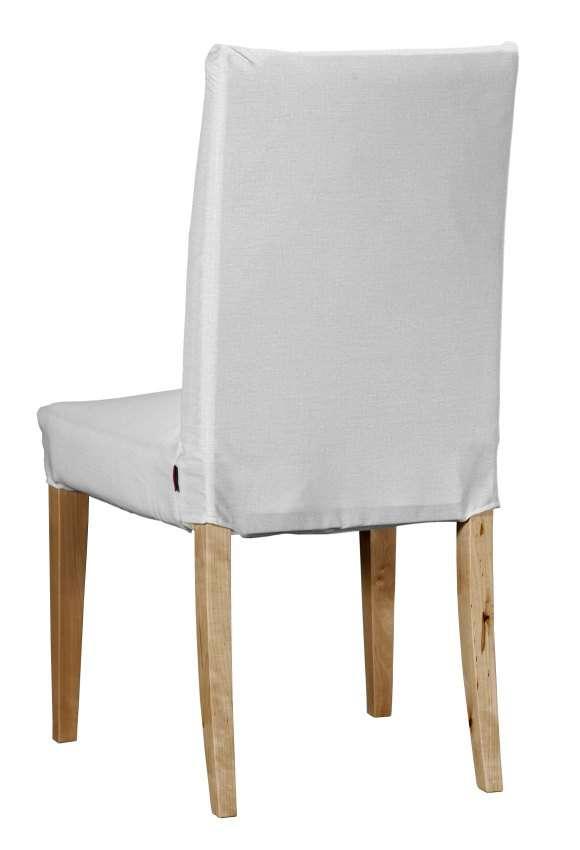 Potah na židli IKEA  Henriksdal, krátký židle Henriksdal v kolekci Linen, látka: 392-04