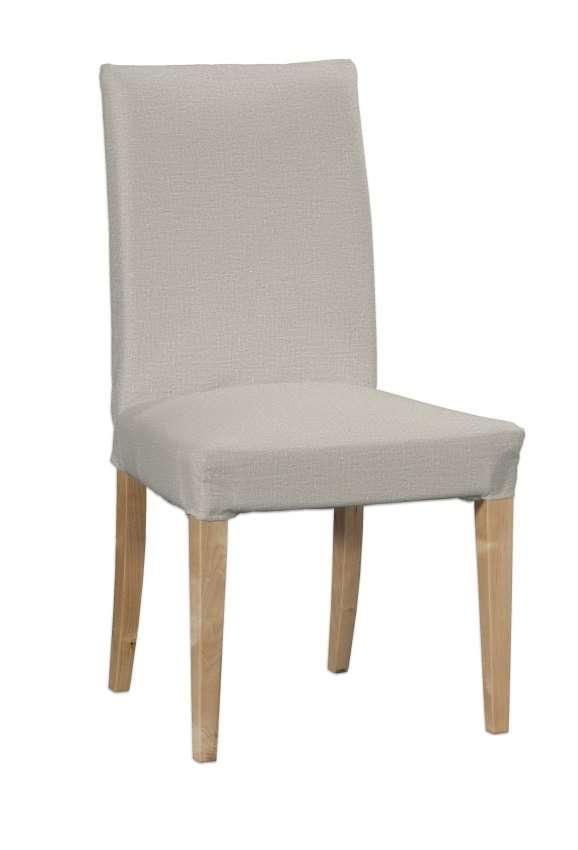 Sukienka na krzesło Henriksdal krótka krzesło Henriksdal w kolekcji Linen, tkanina: 392-05