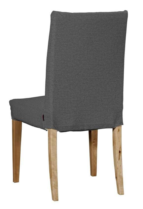 Sukienka na krzesło Henriksdal krótka krzesło Henriksdal w kolekcji Edinburgh, tkanina: 115-77