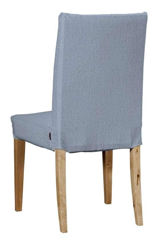 Sukienka na krzesło Henriksdal krótka krzesło Henriksdal w kolekcji Chenille, tkanina: 702-13