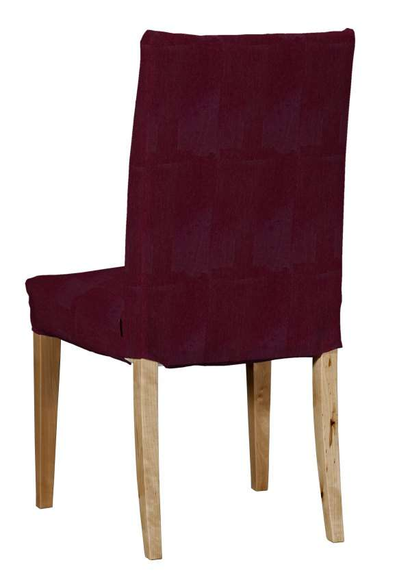 Henriksdal kėdės užvalkalas - trumpas Henriksdal kėdė kolekcijoje Chenille, audinys: 702-19
