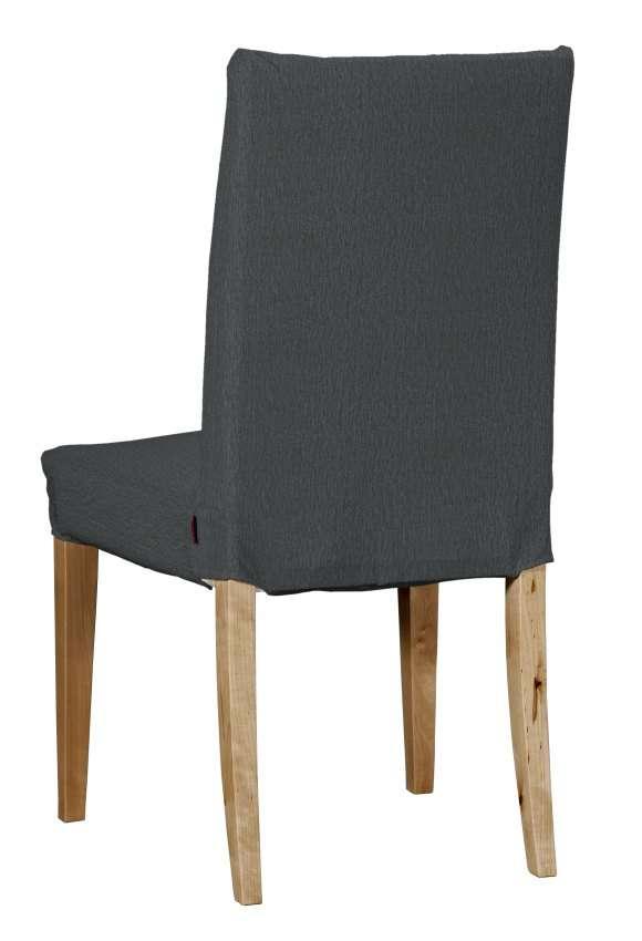 Potah na židli IKEA  Henriksdal, krátký židle Henriksdal v kolekci Chenille , látka: 702-20