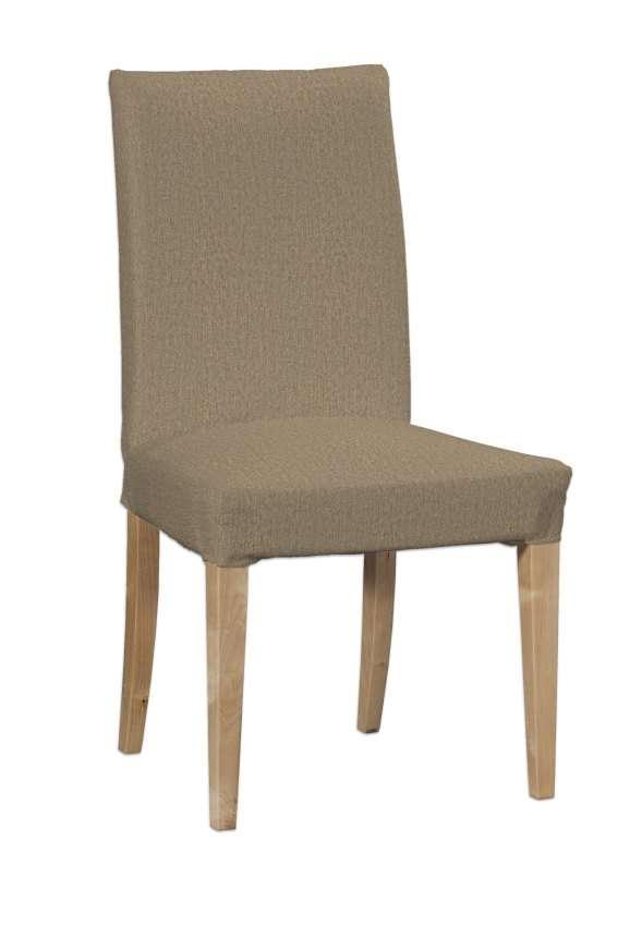 Sukienka na krzesło Henriksdal krótka krzesło Henriksdal w kolekcji Chenille, tkanina: 702-21