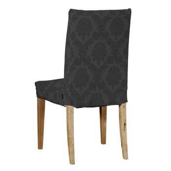 Sukienka na krzesło Henriksdal krótka krzesło Henriksdal w kolekcji Damasco, tkanina: 613-32