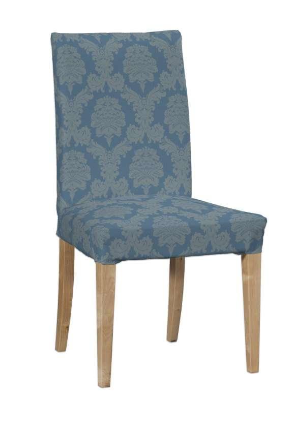 Sukienka na krzesło Henriksdal krótka krzesło Henriksdal w kolekcji Damasco, tkanina: 613-67