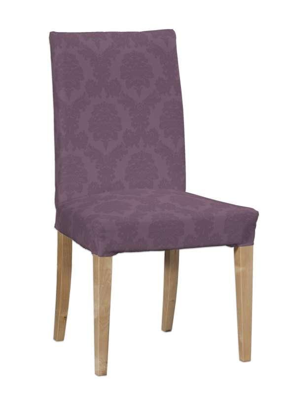 Sukienka na krzesło Henriksdal krótka krzesło Henriksdal w kolekcji Damasco, tkanina: 613-75