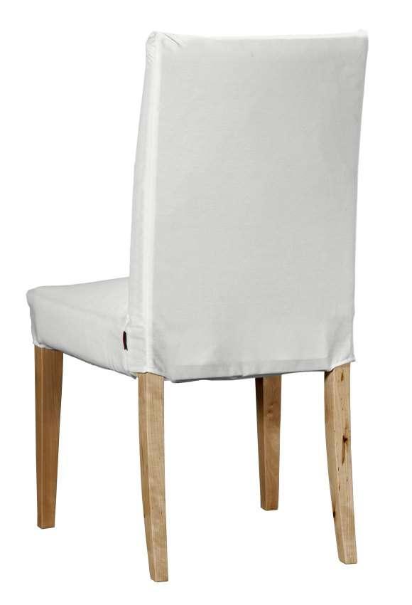 Návlek na stoličku Henriksdal (krátky) V kolekcii Loneta, tkanina: 133-02