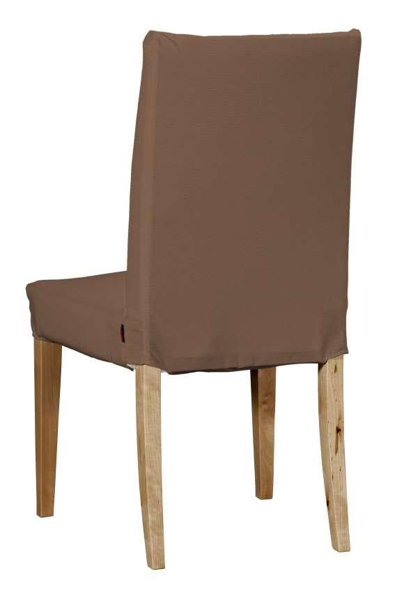 Potah na židli IKEA  Henriksdal, krátký židle Henriksdal v kolekci Loneta, látka: 133-09