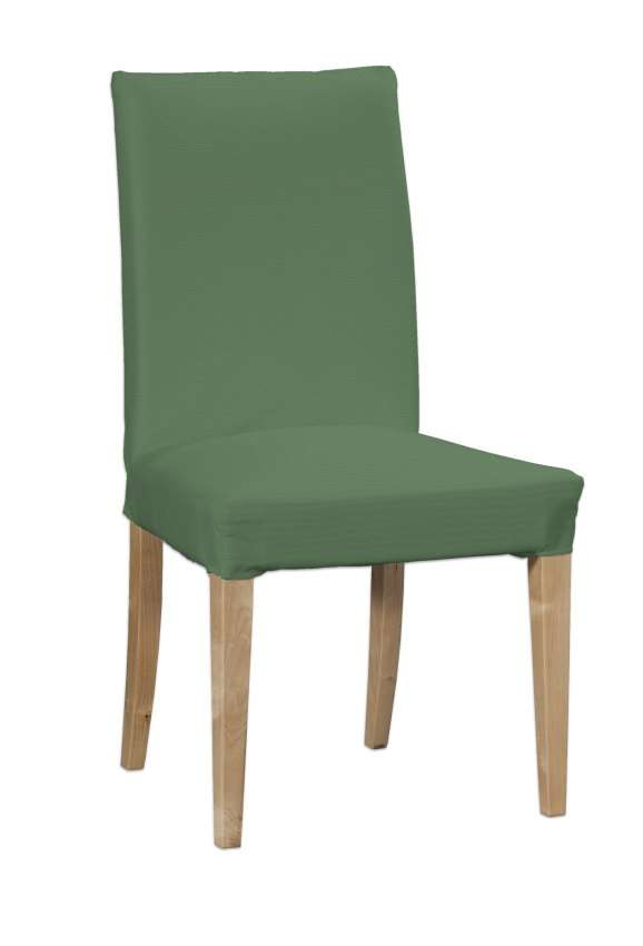 Návlek na stoličku Henriksdal (krátky) V kolekcii Loneta, tkanina: 133-18