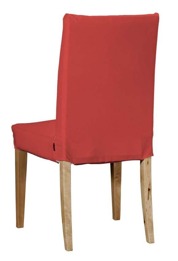 Sukienka na krzesło Henriksdal krótka krzesło Henriksdal w kolekcji Loneta, tkanina: 133-43