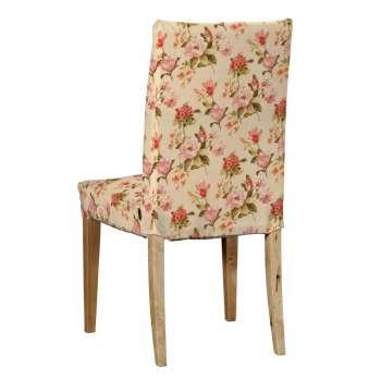 Sukienka na krzesło Henriksdal krótka krzesło Henriksdal w kolekcji Londres, tkanina: 123-05