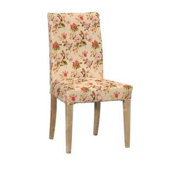 Potah na židli IKEA  Henriksdal, krátký židle Henriksdal v kolekci Londres, látka: 123-05