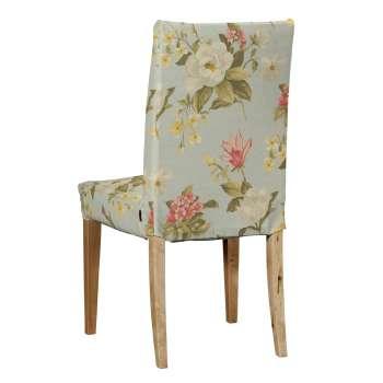 Potah na židli IKEA  Henriksdal, krátký židle Henriksdal v kolekci Londres, látka: 123-65