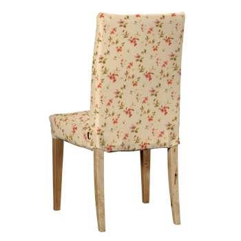 Sukienka na krzesło Henriksdal krótka krzesło Henriksdal w kolekcji Londres, tkanina: 124-05