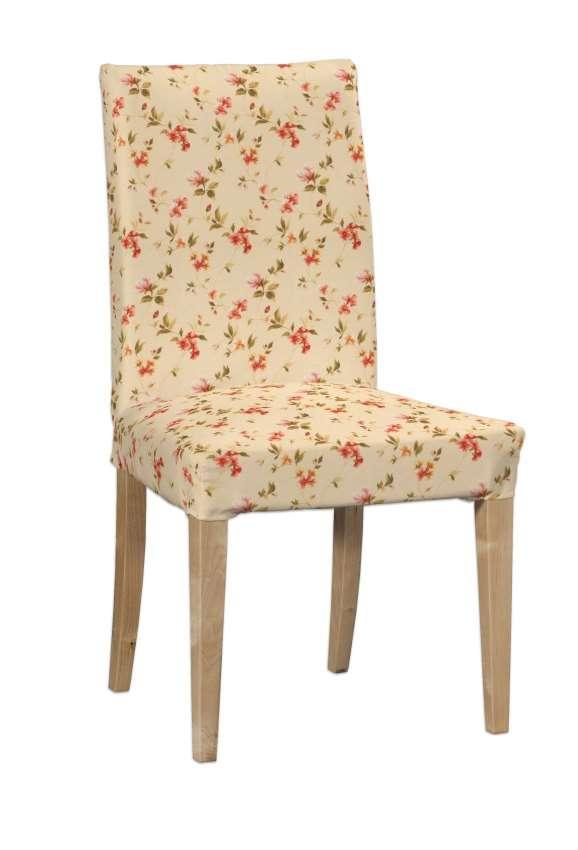 Potah na židli IKEA  Henriksdal, krátký židle Henriksdal v kolekci Londres, látka: 124-05