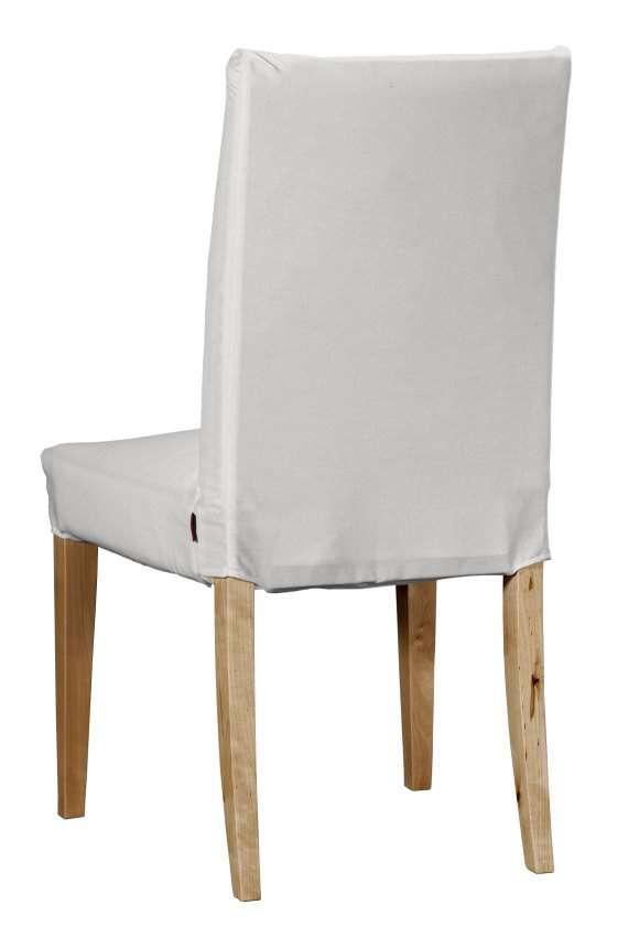 Potah na židli IKEA  Henriksdal, krátký v kolekci Etna, látka: 705-01
