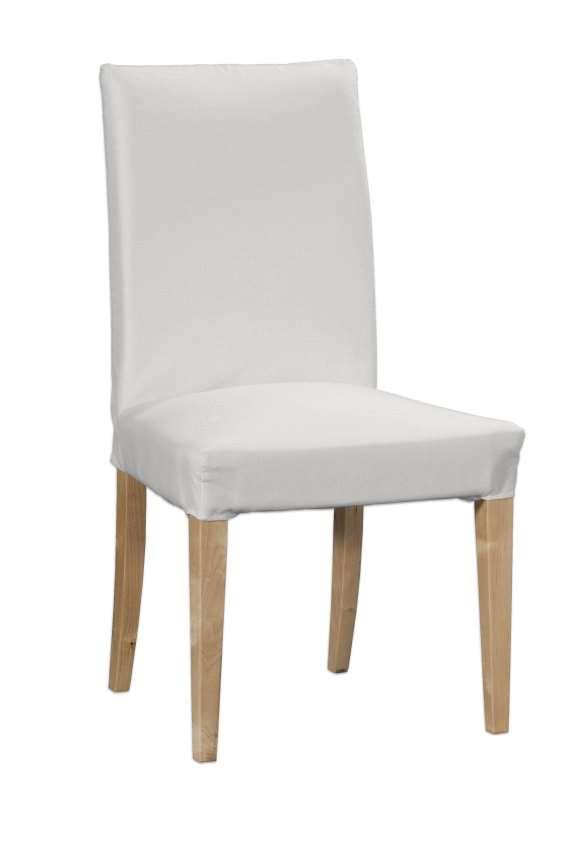 Sukienka na krzesło Henriksdal krótka krzesło Henriksdal w kolekcji Etna , tkanina: 705-01