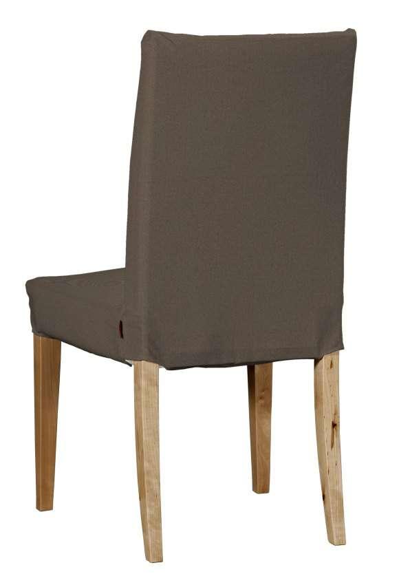 Potah na židli IKEA  Henriksdal, krátký židle Henriksdal v kolekci Etna, látka: 705-08