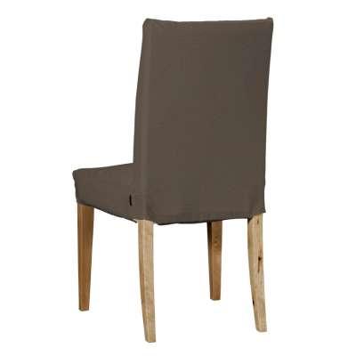 Návlek na stoličku Henriksdal (krátky) V kolekcii Etna, tkanina: 705-08