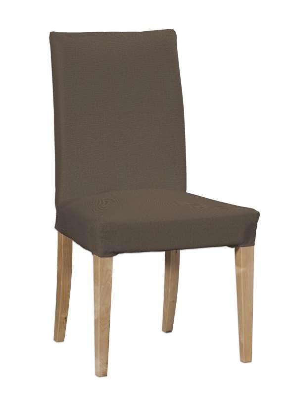 Sukienka na krzesło Henriksdal krótka krzesło Henriksdal w kolekcji Etna , tkanina: 705-08