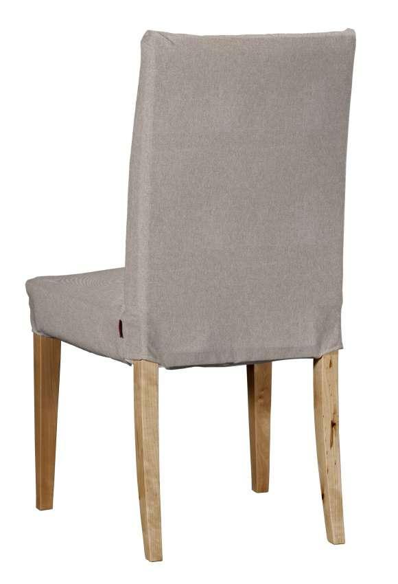 Sukienka na krzesło Henriksdal krótka krzesło Henriksdal w kolekcji Etna , tkanina: 705-09