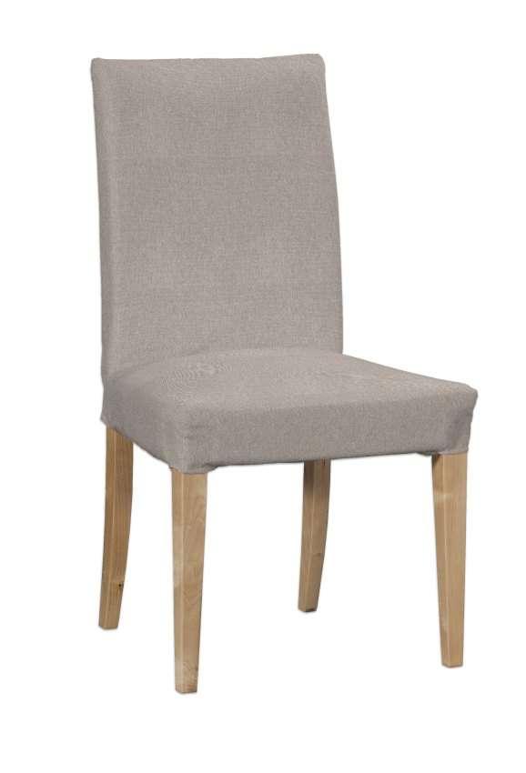 Návlek na stoličku Henriksdal (krátky) V kolekcii Etna, tkanina: 705-09