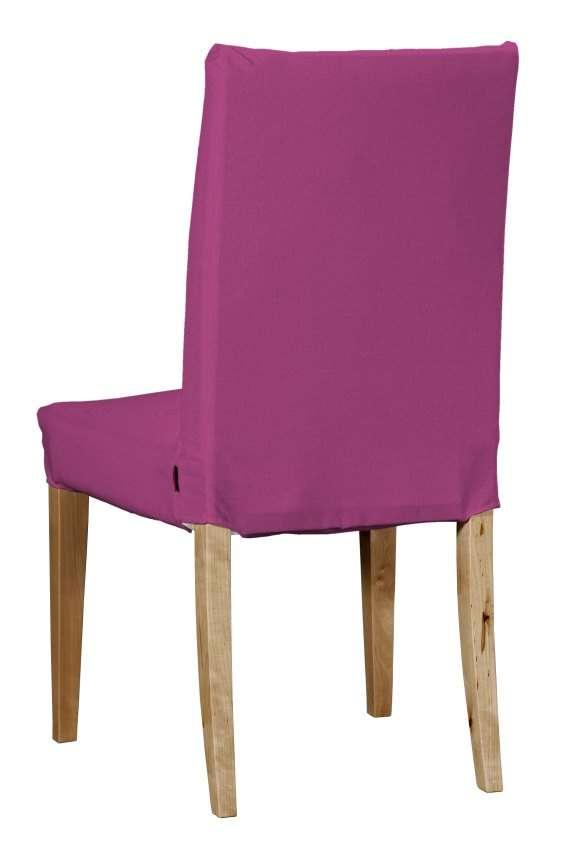 Sukienka na krzesło Henriksdal krótka krzesło Henriksdal w kolekcji Etna , tkanina: 705-23