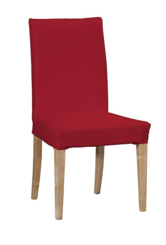 Sukienka na krzesło Henriksdal krótka krzesło Henriksdal w kolekcji Etna , tkanina: 705-60