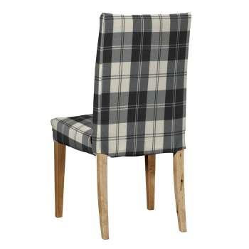 Sukienka na krzesło Henriksdal krótka krzesło Henriksdal w kolekcji Edinburgh, tkanina: 115-74