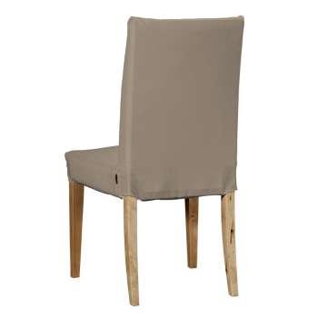 Henriksdal kėdės užvalkalas - trumpas Henriksdal kėdė kolekcijoje Cotton Panama, audinys: 702-28