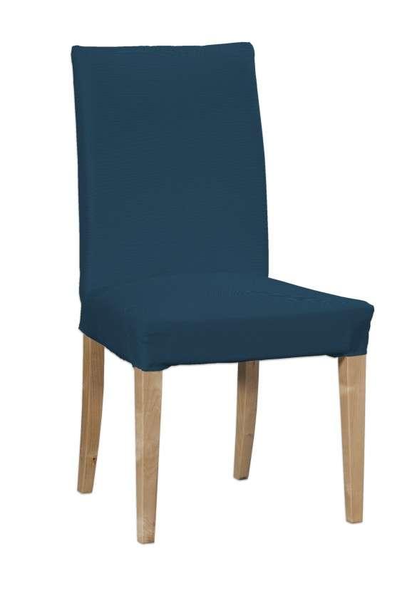 Henriksdal kėdės užvalkalas - trumpas Henriksdal kėdė kolekcijoje Cotton Panama, audinys: 702-30