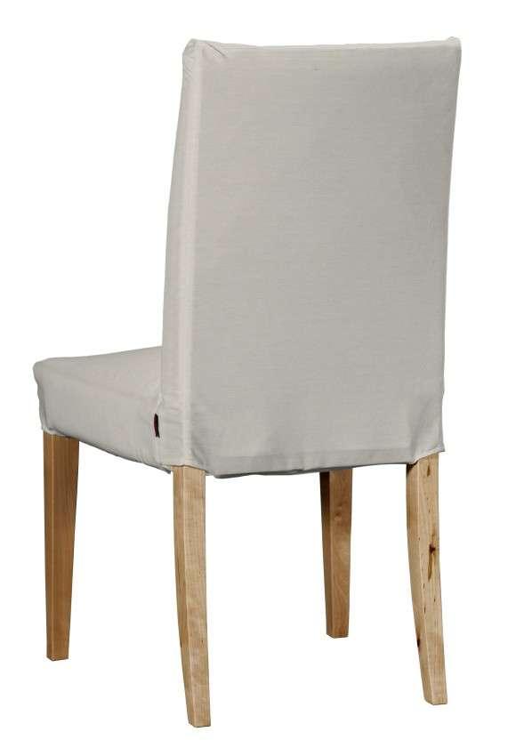 Henriksdal kėdės užvalkalas - trumpas Henriksdal kėdė kolekcijoje Cotton Panama, audinys: 702-31