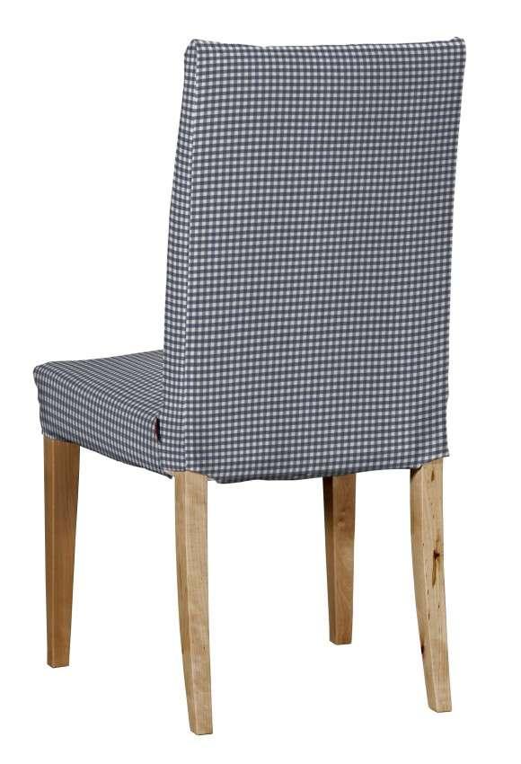 Henriksdal kėdės užvalkalas - trumpas Henriksdal kėdė kolekcijoje Quadro, audinys: 136-00