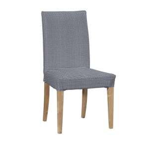 Sukienka na krzesło Henriksdal krótka krzesło Henriksdal w kolekcji Quadro, tkanina: 136-00