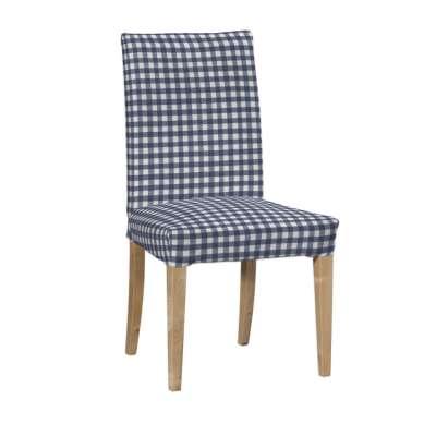 Sukienka na krzesło Henriksdal krótka w kolekcji Quadro, tkanina: 136-01