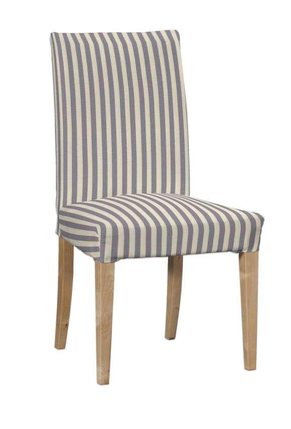 Henriksdal kėdės užvalkalas - trumpas Henriksdal kėdė kolekcijoje Quadro, audinys: 136-02