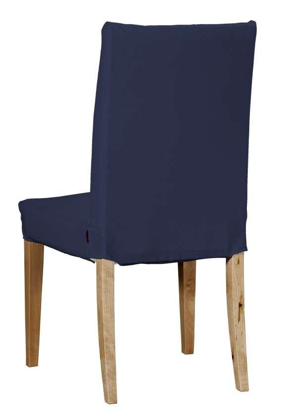Návlek na stoličku Henriksdal (krátky) V kolekcii Quadro, tkanina: 136-04