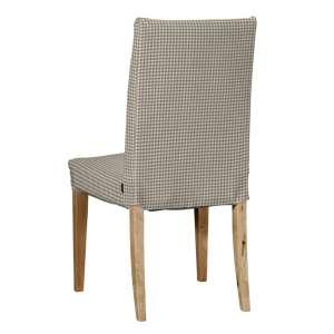 Henriksdal kėdės užvalkalas - trumpas Henriksdal kėdė kolekcijoje Quadro, audinys: 136-05