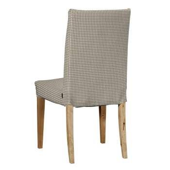 Sukienka na krzesło Henriksdal krótka krzesło Henriksdal w kolekcji Quadro, tkanina: 136-05