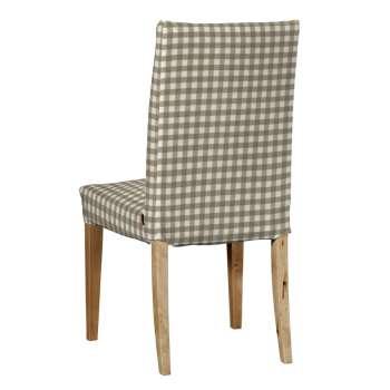 Potah na židli IKEA  Henriksdal, krátký židle Henriksdal v kolekci Quadro, látka: 136-06