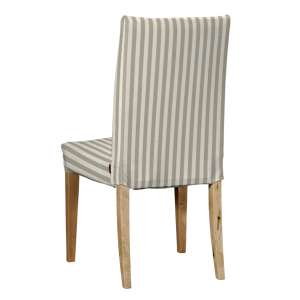 Sukienka na krzesło Henriksdal krótka krzesło Henriksdal w kolekcji Quadro, tkanina: 136-07