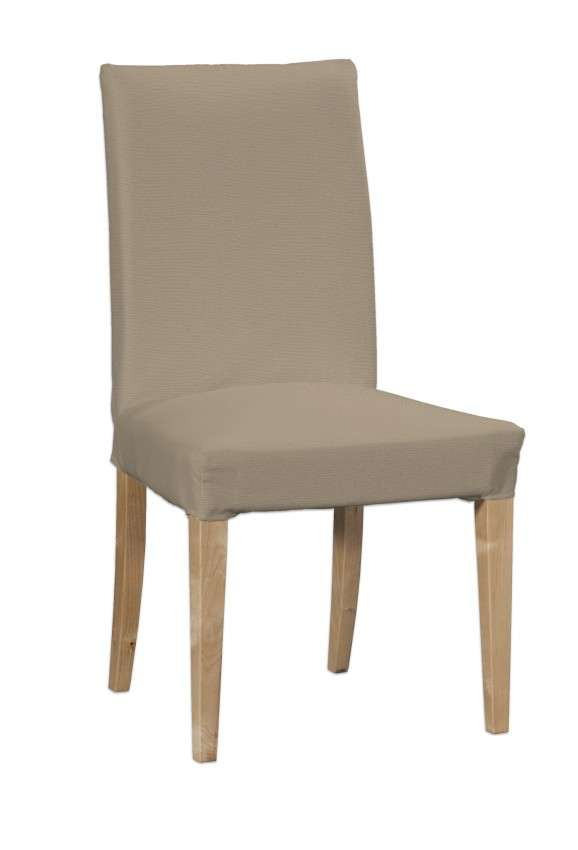 Henriksdal kėdės užvalkalas - trumpas Henriksdal kėdė kolekcijoje Quadro, audinys: 136-09