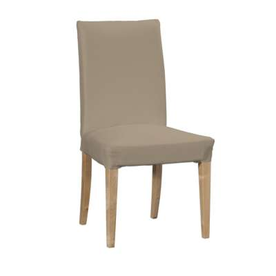 Návlek na stoličku Henriksdal (krátky) V kolekcii Quadro, tkanina: 136-09