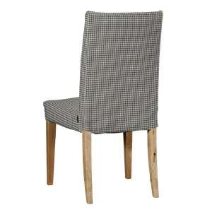 Sukienka na krzesło Henriksdal krótka krzesło Henriksdal w kolekcji Quadro, tkanina: 136-10