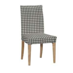 Henriksdal kėdės užvalkalas - trumpas Henriksdal kėdė kolekcijoje Quadro, audinys: 136-11