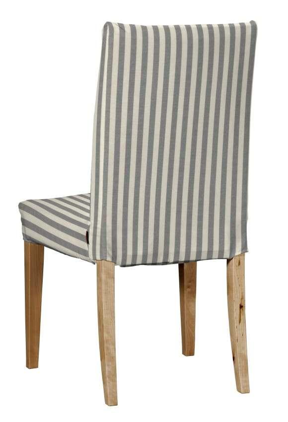 Henriksdal kėdės užvalkalas - trumpas Henriksdal kėdė kolekcijoje Quadro, audinys: 136-12