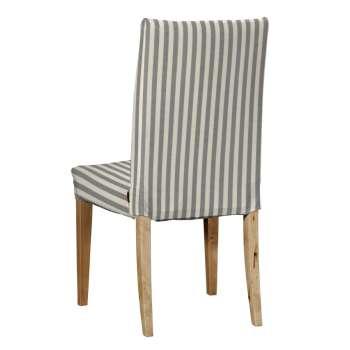 Potah na židli IKEA  Henriksdal, krátký židle Henriksdal v kolekci Quadro, látka: 136-12