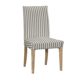 Sukienka na krzesło Henriksdal krótka krzesło Henriksdal w kolekcji Quadro, tkanina: 136-12