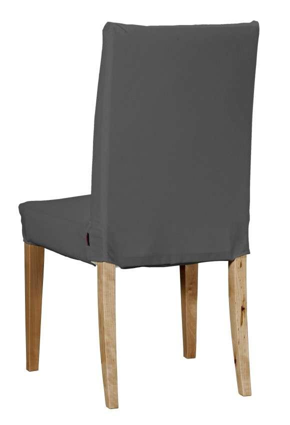 Sukienka na krzesło Henriksdal krótka krzesło Henriksdal w kolekcji Quadro, tkanina: 136-14
